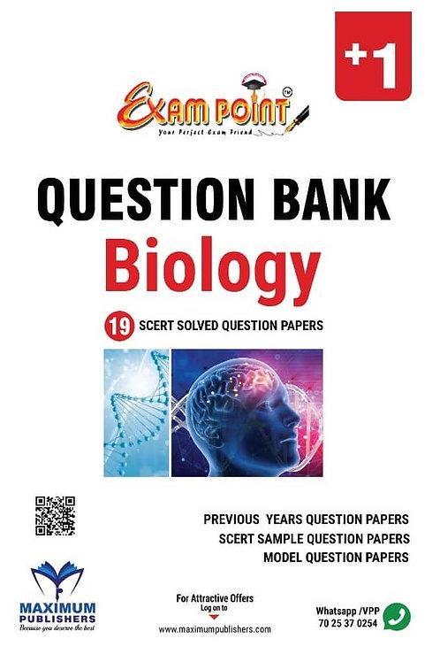 PLUS ONE BIOLOGY QUESTION BANK (KERALA SYLLABUS)