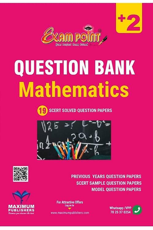PLUS TWO MATHEMATICS  QUESTION BANK (KERALA SYLLABUS)