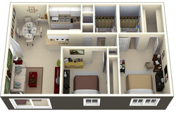 50-two-bedroom-apartment-plan