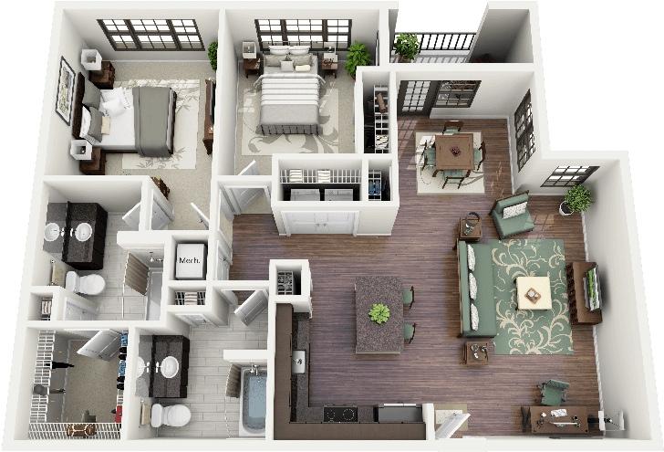 Floor Plans Mlaenterprises