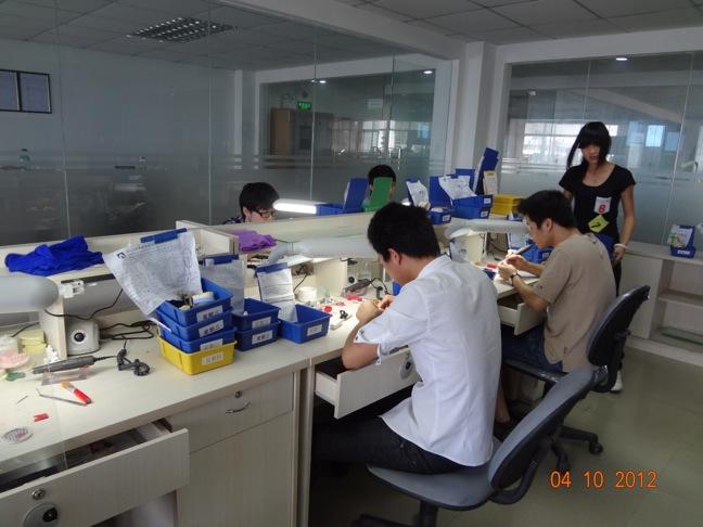 Laboratory Porcelain Contour