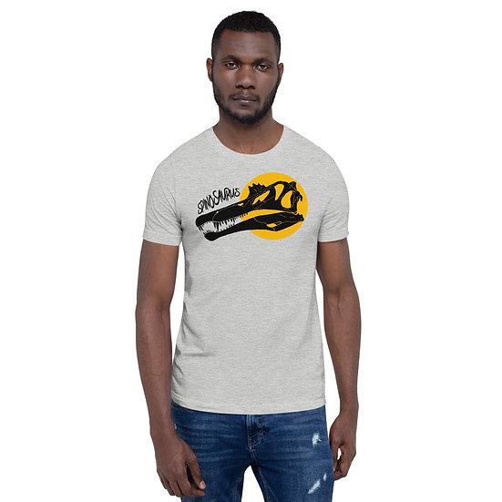 Spinosaurus Short-Sleeve Unisex T-Shirt