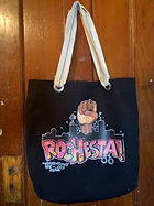 Rochesta Black Tote Bag $25