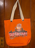 Rochesta Orange Tote $25
