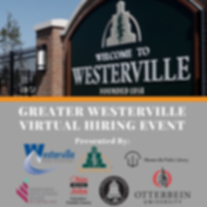 Westerville Virtual Hiring Event (standa