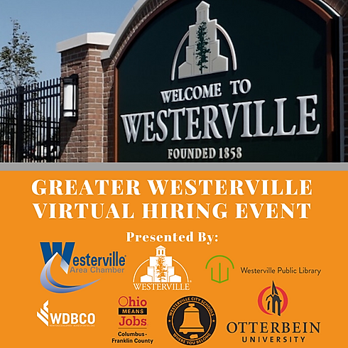 Westerville Virtual Hiring Event (for vi