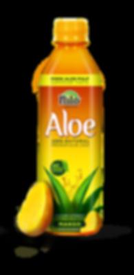 Nilo Aloe Mango Bottle