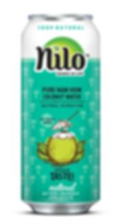 Nilo pure Coconut water, Nilo agua de coco