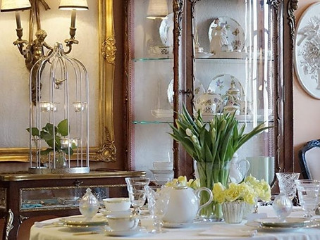 Hosting an Afternoon Tea at Home③