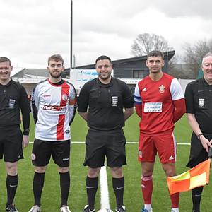 AFC Darwen 4-3 Chadderton