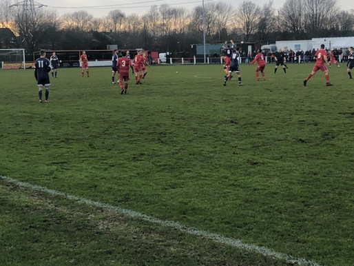 Prestwich Heys 2-1 AFC Darwen