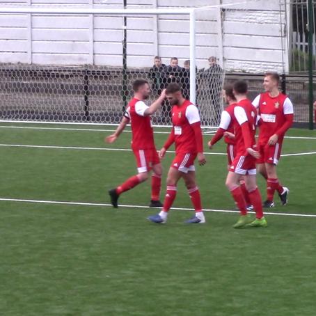AFC Darwen 3-2 Garstang