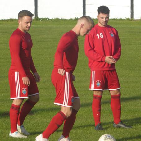 Bacup Borough 1 v 2 AFC Darwen