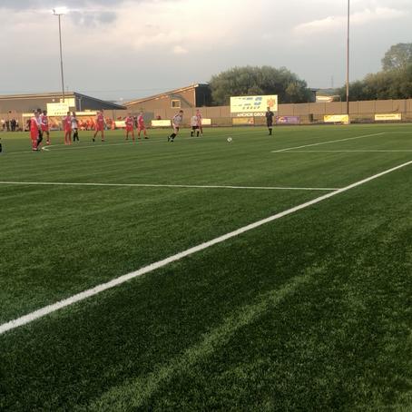 AFC Darwen 1-5 Chadderton
