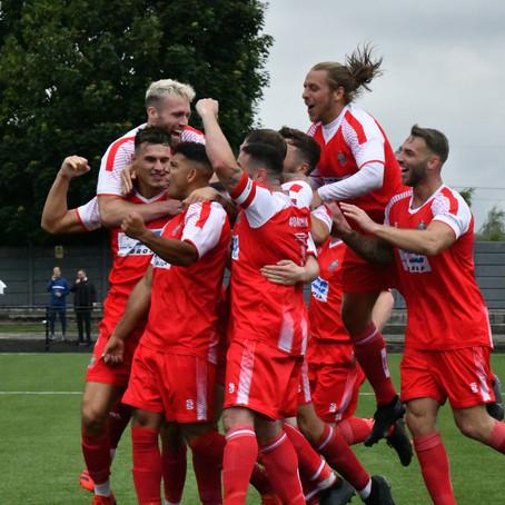 AFC Darwen 2-0 South Liverpool FC