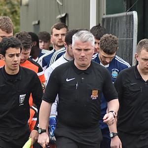 AFC Blackpool 2-4 AFC Darwen