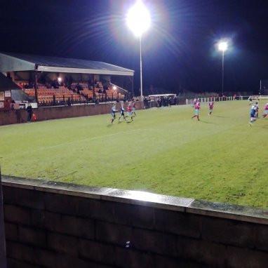 Emley AFC 3-1 AFC Darwen
