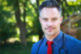 Damon Heybrock, direct primary care doctor located in Kansas City designing specialized health care for individuals and families.