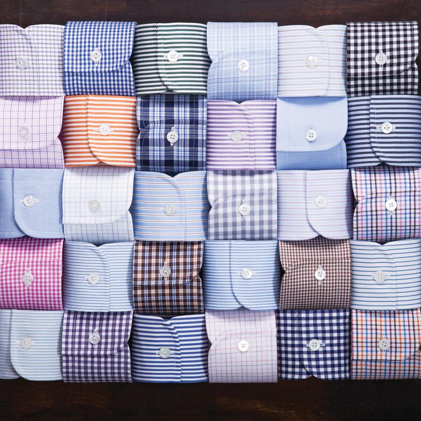 Hamilton Custom and Dress Shirts