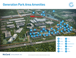 Generation Park Amenities Map