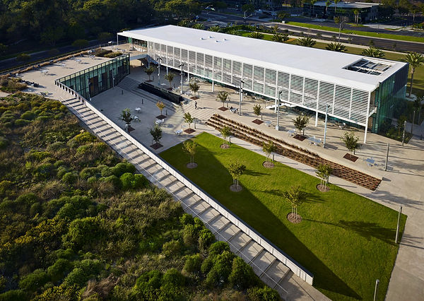 BNIM Pacific Center Campus Development