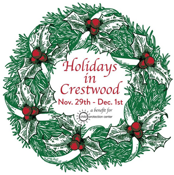 Time for Holidays in Crestwood // 11/29-12/1