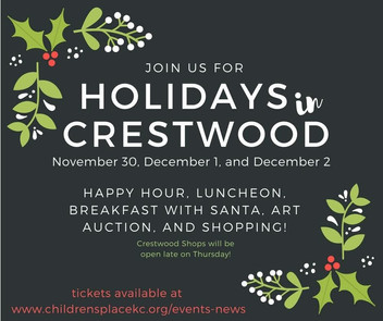 Holidays in Crestwood