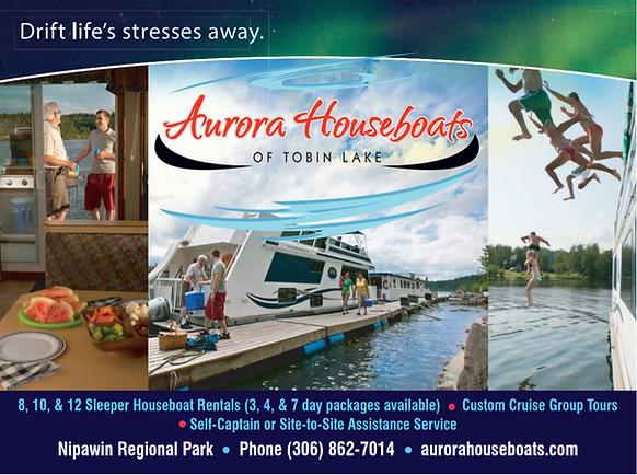 Aurora Houseboats