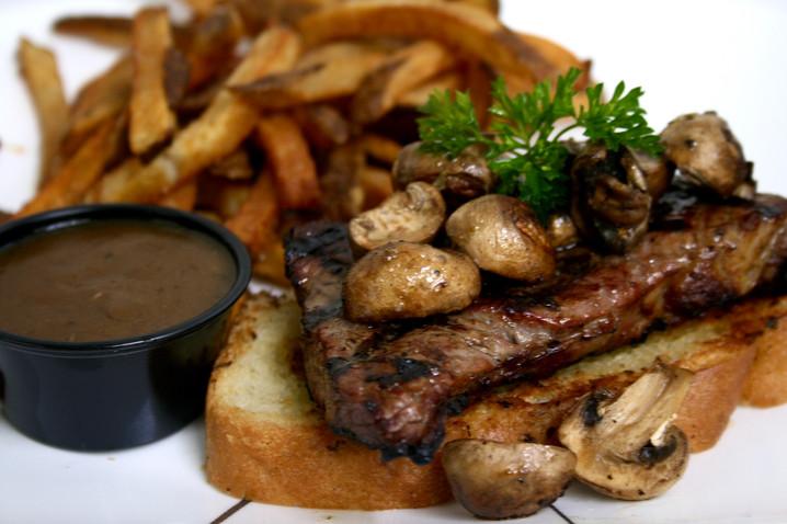 Steak Sandy