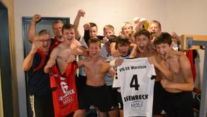 männl. B-Jugend- zweiter Sieg auf dem Weg in die Verbandsliga