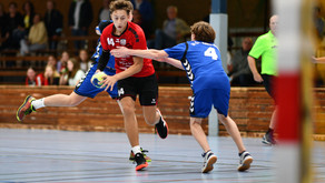 männl. B-Jugend- Erster Sieg auf dem Weg zur Verbandsliga