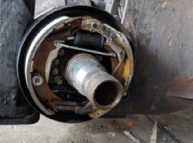 nissan forklift brake repair service in singapor