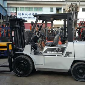 4,000kg Mitsubishi Forklift