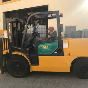 Forklift 5ton Free Lift
