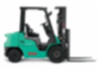 1.5 ton diesel mitsubishi forklift for rent in singapore