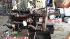 Testing run Engine Overhaul