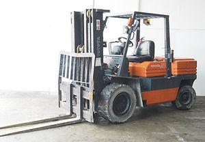 toyota lift trucks 5 ton