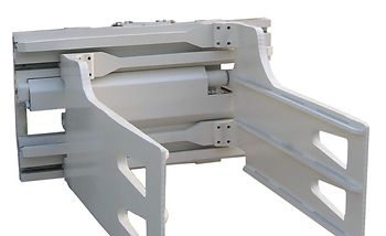 forklift bale clamp for sales in singapore