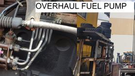 Engine keeps shutting down