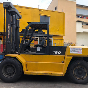 16 Ton diesel powered Forklift