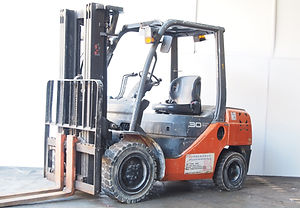 toyota forklift 8fd30 for sales in singapore
