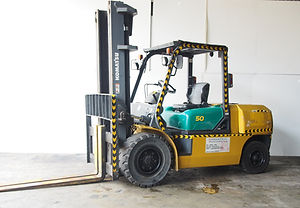 2nd hand forklifts for sale, Komatsu 5 ton