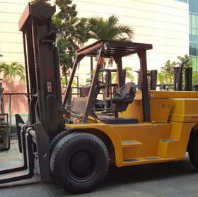 TCM FD150S-3 diesel Forklift