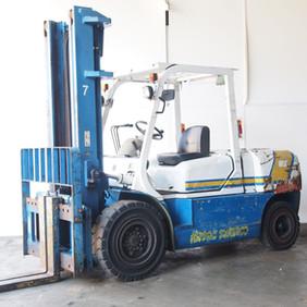 Forklift 5ton Standard Mast