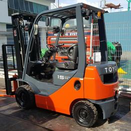 Toyota 8FD15 diesel Forklift