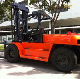 Komatsu Forklift FD160-6