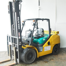 Forklift 5ton High Mast