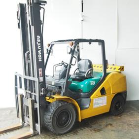 Forklift 5ton High Mast