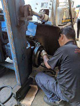 forklift brake repair company singapore