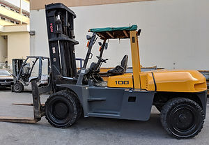 Reconditioned 10 tonne TCM forklift for sales